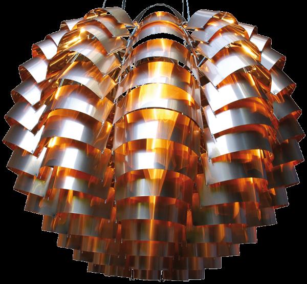 Orion 90 suspension cuivre