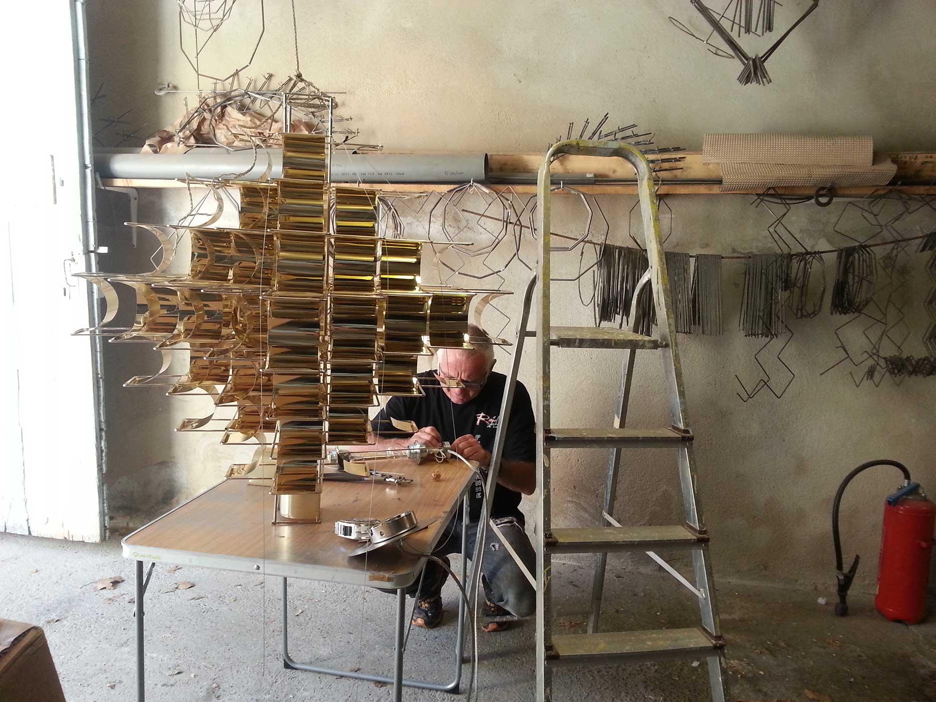cassiop e suspension atelier ekilux. Black Bedroom Furniture Sets. Home Design Ideas